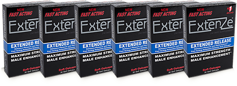 Extenze 6 Month Supply